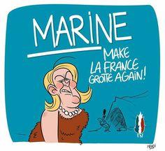 Mehdi  (2016-12-03) France: Marine Le Pen, Qui qui va gagner la #Presidentielle2017 ?