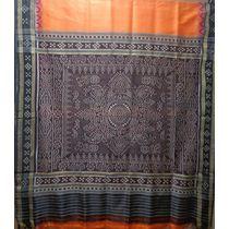 OSS5081: handloom Silk saree of art state odisha