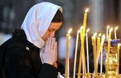 Молитвы в Успенский пост