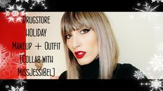Drugstore HOLIDAY Makeup + Outfit [Collab with MissJessiBel] | MICHELA i...