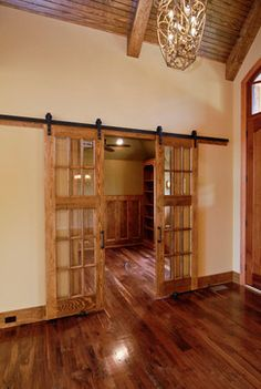 Hall Photos Barn Doors Design, Pictures, Remodel, Decor and Ideas - page 6