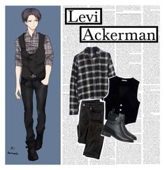 """ ✿ // Attack on Titan ~ Modern Times 