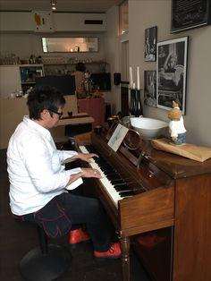 Lunch-Konzert: Änschi am Klavier, ein Traum - feelgood pur!