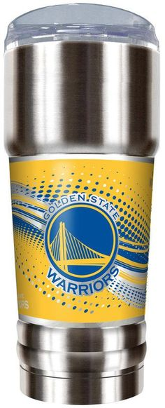 NBA Golden State Warriors 32-Ounce Pro Stainless Steel Tumbler