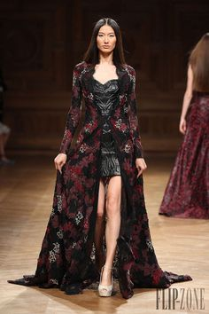 Tony Ward Fall-winter 2014-2015 - Couture