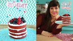 The original red velvet cake. How to make a very red red velvet cake with beets - all natural red food dye