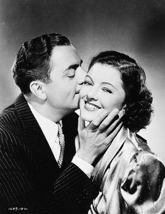 The Thin Man. Years ago I enjoyed a rainy weekend discovering the magic of Nick and Nora. Time well spent.
