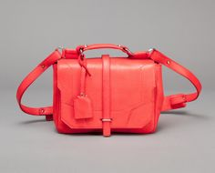 Sac Jumelle Liège - Florian Denicourt [perfect red bag]