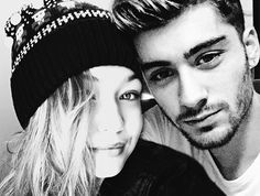 Zayn Malik & Gigi Hadid's relationship is clearly heating up!