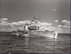 HMCS Weyburn was a Royal Canadian Navy Flower-class corvette which took part in convoy escort duties during the Second World War.
