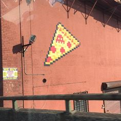 You'd like this one by mykl3000 #spaceinvader #unas (o) http://ift.tt/2rasB7h #pizza  #italiansdoitbella #mammamiapizzaria #NJ