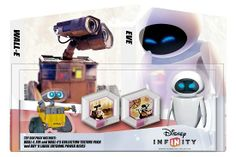 #rumorednewcharacter Disney Infinity- Wall-E- & Eve