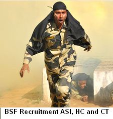 Join Border Security Force (BSF) as Assistant Inspector, Head Constable and Constable through latest Notification. Find more at http://cdsexam.com/border-security-force-bsf-asi-hc-and-ct-notification/