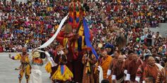 What's tshechu really, and why do we observe it? History has it that Guru Rinpoche, the great scholar, visited Tibet and Bhutan in the 8th century and 9th century. He visited Bhutan to help the dying king Sindhu Raja in Bumthang.