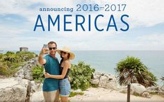 Book online at http://www.goobooktrips.com?utm_content=bufferd949f&utm_medium=social&utm_source=pinterest.com&utm_campaign=buffer  We are pleased to announce the 2016-2017 #Americas programs, which open for booking May 21st (#Caribbean, #Hawaii, #Mexico, #California #Coastals, #Panama Canal and# Canada & New England).