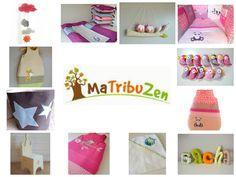 ◊ Coup de projecteur : Ma tribu Zen, boutique en ligne de décorations originale pour la chambre des enfants   CONCOURS