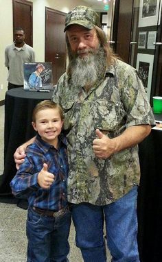 Mountain Man and Jet Jurgensmeyer