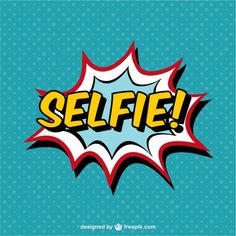 Selfie comic book effect Free Vector Selfies, Arte Pop, Fiesta Pop Art, Andy Warhol, Art Selfie, Pop Art Party, Comic Art, Comic Books, Roy Lichtenstein