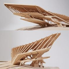 parametric architecture model, wooden architectural model, modern abstract sculpture, 3d digital art, zaha hadid style, curved architecture, repetitive structure, system, concept model, balsa, futuristic architecture pavilion design fluid curved Новости
