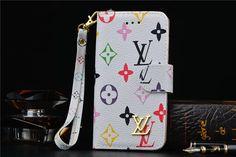 LV iphone 5/6/6P Samsung Note3/4 und Galaxy S4/S5 Schutztasche Hülle aus Leder von rechts nach oben - VartisMedia.com