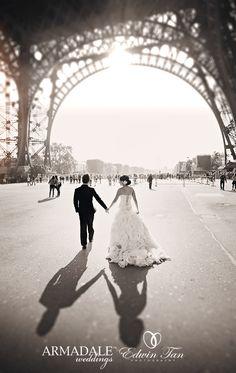 Jul / Sep / Oct 2015 Paris Destination Prewedding by Edwin Tan. Email us today at info@armadale.com.my for further information Jul / Sep / Oct 2015 Paris Destination Prewedding. hairdo and makeup b...
