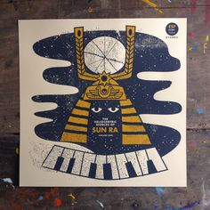 Sun Ra - the heliocentric worlds of / Jean Mosambi