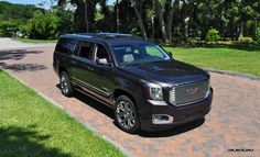 HD Road Test Review – 2015 GMC Yukon Denali XL 4×4 with New 8-Speed Automatic