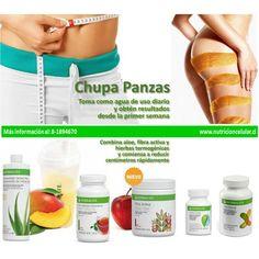 herbalife chupa panza   Herbalife, Chupa Panza, Limpieza Intestinal o Acelerador perdida de ...