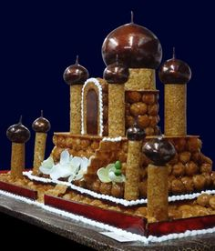 Buffet Pop Cake Theme Voyage
