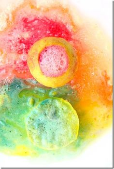 Amazing Lemon Volcanos - Science Activity for Kids of all ages