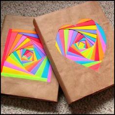 Geometric Book Cover