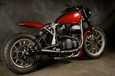 Yamaha Bolt by Chapp...