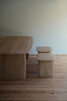 Swedish architecture firm Claesson Koivisto Rune worked with expert Japanese carpenter Yuji Takahashi on the Hand furniture collection. Zen Furniture, Japanese Furniture, Wooden Furniture, Furniture Design, Cabin Furniture, Furniture Chairs, Nursery Furniture, Kitchen Furniture, Chair Design