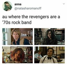 Weelll. Can't the majority of the Marvel cast CAN sing. Soooo. WHERE IS MY AVENGERS MUSICAL!?!?!?!