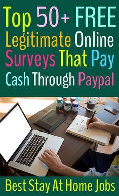 Surveys That Pay Cash, Online Surveys For Money, Paid Surveys, Earn Money From Home, Earn Money Online, Way To Make Money, Online Survey Sites, Survey Sites That Pay, Survey Companies