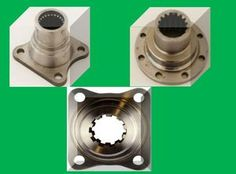 Driveshaft Companion Flange Spicer 3-1-751 1350/1410 Series Replacement Hot sale! from China
