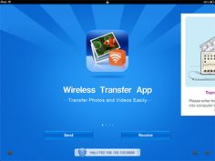 ipad computer wifi transfer