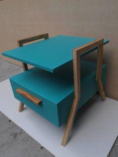 Smart Furniture, White Furniture, Metal Furniture, Pallet Furniture, Furniture Projects, Furniture Design, Wall Unit Designs, Tv Wall Design, Bed Design