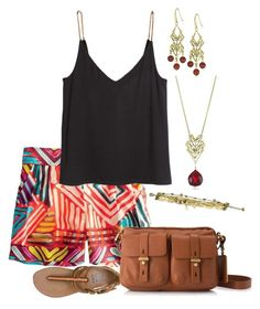 Summer stroll by thebagtique on Polyvore featuring H&M, J.Crew, Billabong and Marc by Marc Jacobs