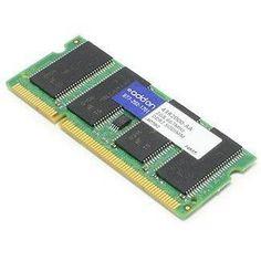 Add-onputer Peripherals, L Addon Lenovo 43r2000 Compatible 2gb Ddr2-667mhz Unbuffered 1.8v 200-pin