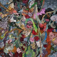 Original Nature Painting by Larisa Ilieva Original Artwork, Original Paintings, Saatchi Gallery, Nature Paintings, Flower Paintings, Acrylic Paintings, Painting Collage, Psychedelic Art, Paintings For Sale
