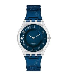 CLIMBER FLOWERY BLUE (SFK348AG) - Swatch International - Swatch Watches