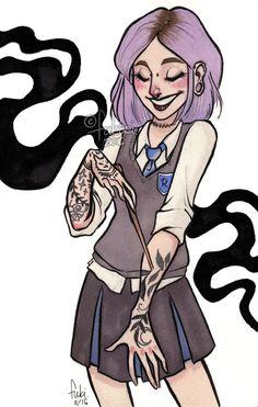 magic tattoos by Fukari.deviantart.com on @DeviantArt