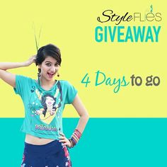 Follow the steps at www.styleflies.com/pages/giveaway