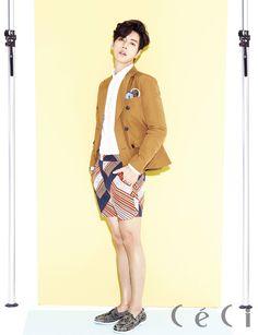 2014.06, CeCi, Park Hae Jin