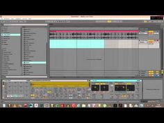 Remix in Ableton Tutorial 1