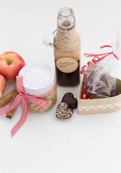 Syötävät joululahjat / 3 helppoa reseptiä