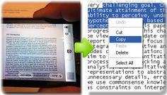 i2OCR is a free online Optical Character Recognition (OCR) that extracts text from images so that it can be edited, formatted, indexed, searched, or translated.