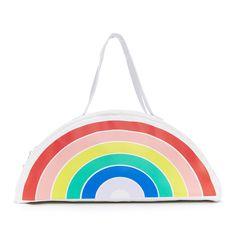 ban.do super chill cooler bag -rainbow