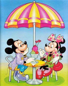 Summer day romance...